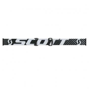 SCOTT Hustle X MX Enduro LS MX-Brille schwarz