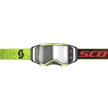 SCOTT Prospect LS MX-Brille Black/Yellow Light Sensetive Grey Glas