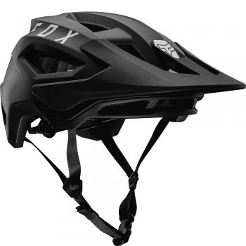 FOX MTB Helm Speedframe Schwarz Größe: M