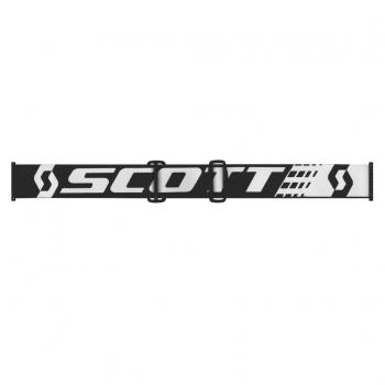 SCOTT Prospect Enduro Brille Black/White  /  Lens clear