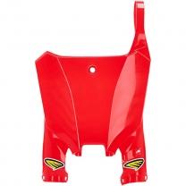 Cycra Factory Startnummerntafel vorn Honda CRF450R 21-> Rot