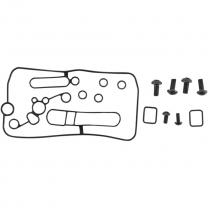 Dichtungssatz für FCR Vergasergehäuse Mitte  CRF250  04-06/450  02-06