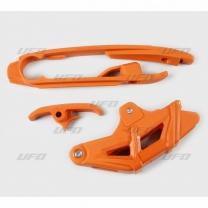 Sliderkit KTM SX(F) 16->/EXC(F) 17-> orange