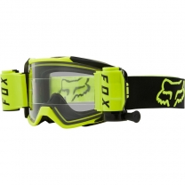 FOX Vue Roll-Off MX-Brille Stray Flo Yellow