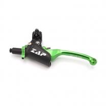 ZAP V2X Kupplungsarmatur mit Klapphebel grün