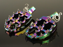 ZAP E-Peg Fußrasten KTM  16- Rainbow Limited Edition