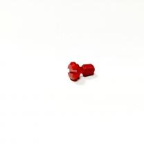 Gabelentlüfter-Schraube für Kayaba Gabel Rot