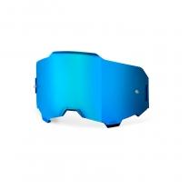 Ersatzglas für Armega MX-Brille  blau gespiegelt