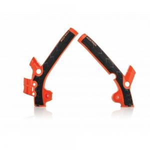 Acerbis Rahmenschützer X-Grip KTM SX85  13-17  Orange 16