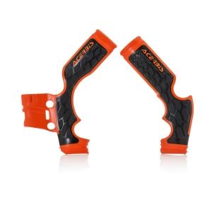 Acerbis Rahmenschützer X-Grip KTM SX 65 14-20  Orange