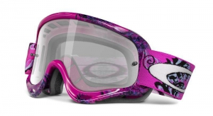 "Oakley-Brille ""XS O-Frame""  Pink 3D Ornamental"