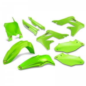 Cycra Plastik-Kit für KXF450 13-15 Grün kompl.
