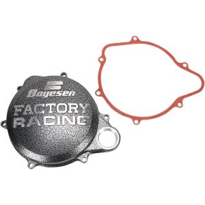 Boyesen Factory Kupplungsdeckel Honda CRF 250R 10-17  Silber/Schwarz