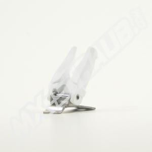 FOX Instinct MX14 Stiefel-Schnallen Halter weiß