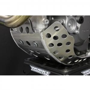 Works Connection Motor-Schutzplatte Honda CRF 450R 09-12