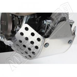 Works Connection Motor-Schutzplatte mit Seitenschutz Yamaha WRF450F 12-15