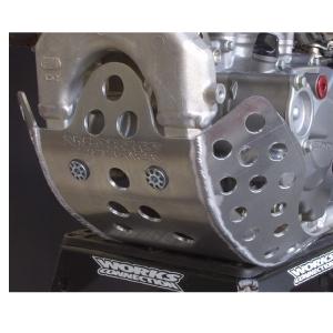 Works Connection Motor-Schutzplatte Honda CRF250R 12-13