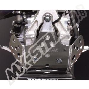 Works Connection Motor-Schutzplatte mit Seitenschutz Yamaha YZF250  10-13