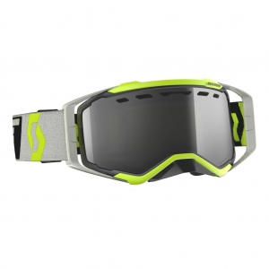 SCOTT Prospect Enduro LS  MX-Brille  Black/Grey