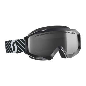 SCOTT Hustle X MX Enduro LS MX-Brille schwarz