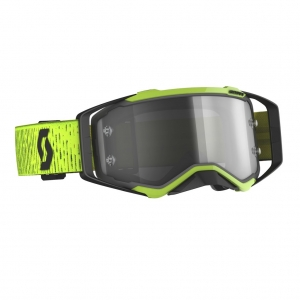 SCOTT Prospect LS MX-Brille Black/Yellow Light Sensetive Grey Glas