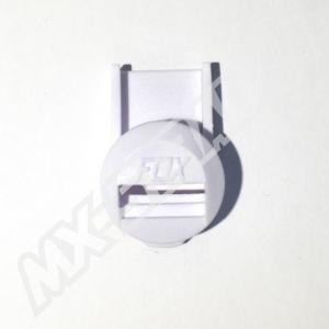 FOX MX15 Instinct Schnallenklemme weiß