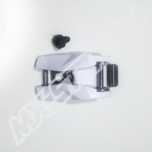 FOX Instinct MX15 Stiefel-Schnallen Halter weiß