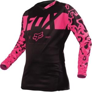 """FOX Women 180 Jersey  black/pink  """"Ausverkauft"""""""