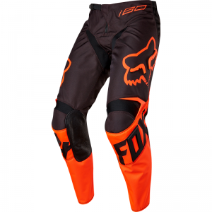 FOX Junior 180 Race Pant orange 26