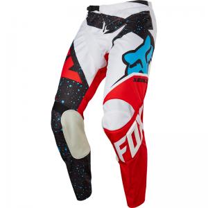FOX Junior 180 Nirv Pant Red/White 28 =164/176
