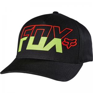 FOX Boys Katch Flexfit Black
