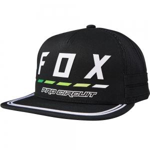 FOX Pro Circuit Draftr Snapback Hat On Size