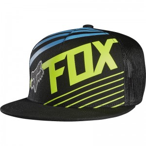 FOX Youth Solvent Snapback Blue