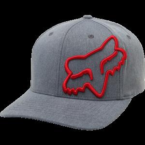 FOX Clouded Flexfit Hat HTR MDNT Größe: L/XL