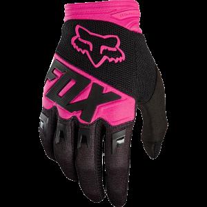 FOX Dirtpaw Handschuh  schwarz/pink Größe: M