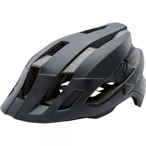 FOX MTB Flux Helm schwarz  Gr: S/M