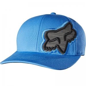 FOX Boys Elmond Flexfit Blue