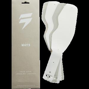 Shift Whit3 Goggle Standard Tear Offs Standard 20Pack