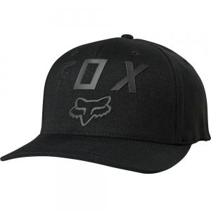 FOX Flexfit-Kappe Number 2 Black  S/M