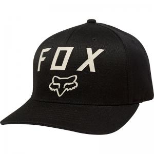 FOX Flexfit-Kappe Number 2 Black/Dark Khaki L/XL