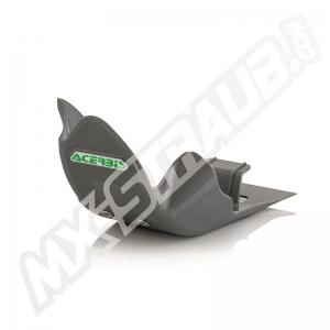 Motorschutz Kawasaki KXF250 17-> grau