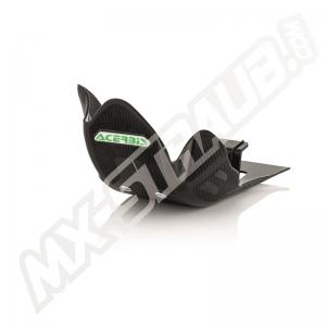 Motorschutz Kawasaki KXF250 17-> schwarz