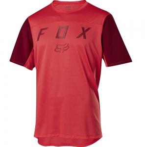 FOX Flexair Moth Jersey Cardinal Gr: M