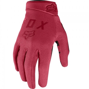 FOX MTB Womens Ranger Handschuhe Rio Red