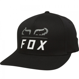 FOX Furnace Flexfit Hat Black  L/XL