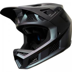 FOX MTB Rampage Pro Carbon Weld Helm Black Iridium Größe: M