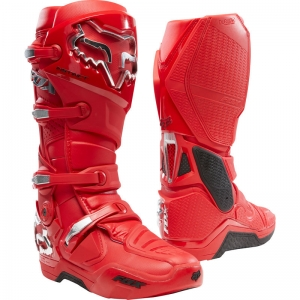 FOX  Instinct Stiefel Flame Red 11/45