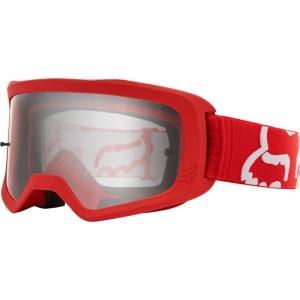 FOX Main II Race Brille Rot