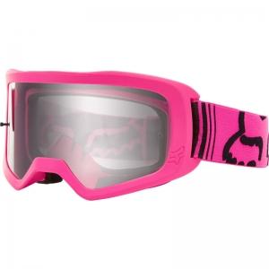 FOX Main II Race Brille Pink