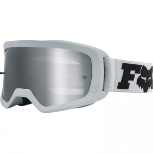 FOX Main II Linc MX-Brille Light Grey / Mirror Lens Chrome